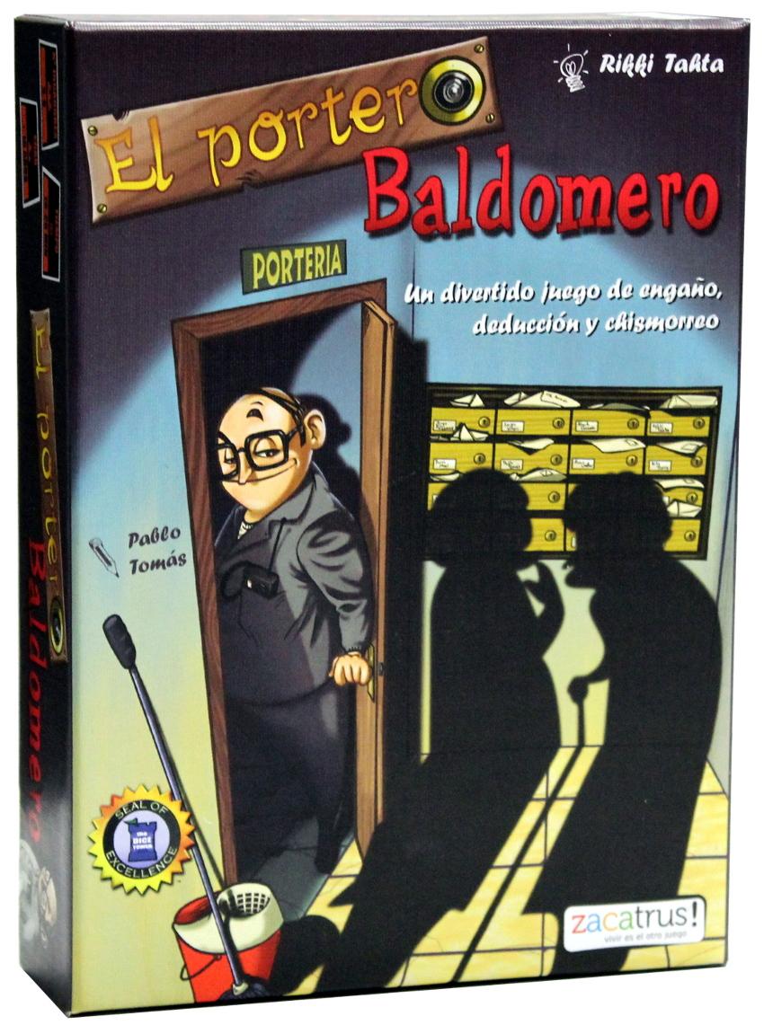 portada de El Portero Baldomero