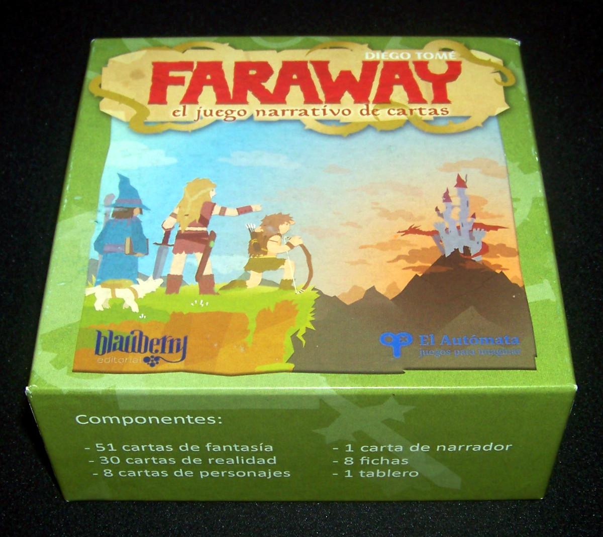 Faraway - Caja